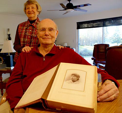 Alberta, Richard and the Edith Blackman Album