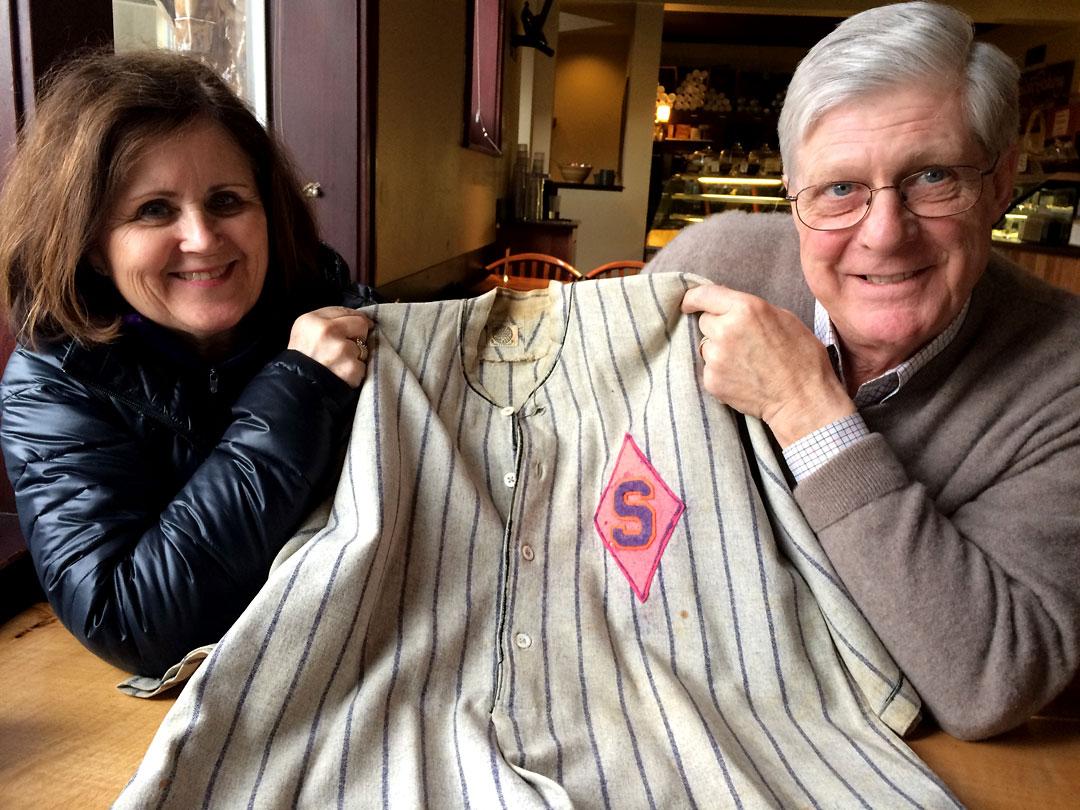Joan & Bob Davis
